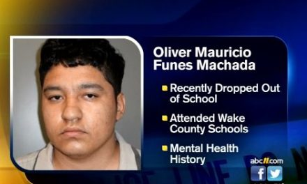 Illegal Alien Teen Beheads Mother – Greets Police With Mom's Head in His Hand (Video)