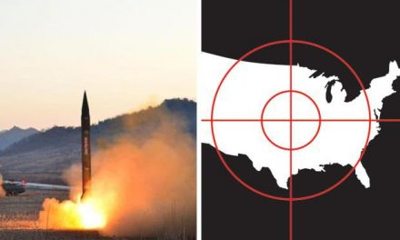 Over One Million Americans at Risk of North Korea Nuke Attack