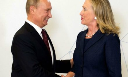 Trump Calls for Investigation into the Clintons' Russian Ties