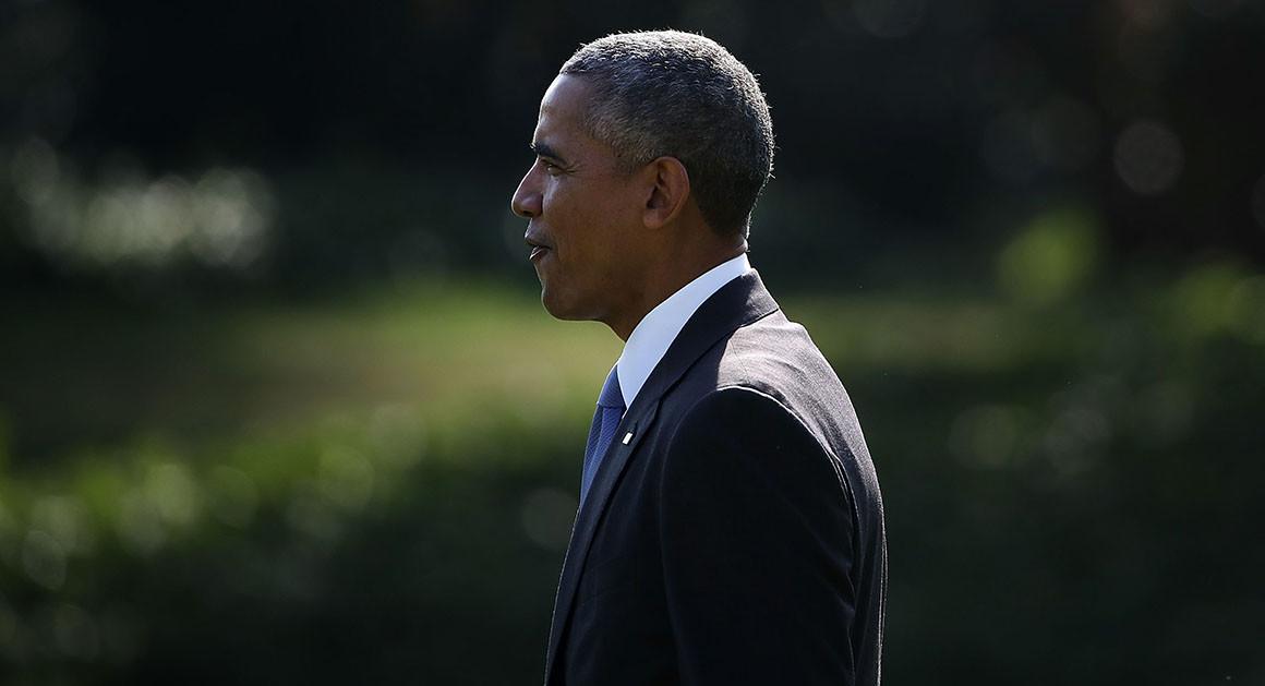 Trump's advisers push him to purge Obama appointees