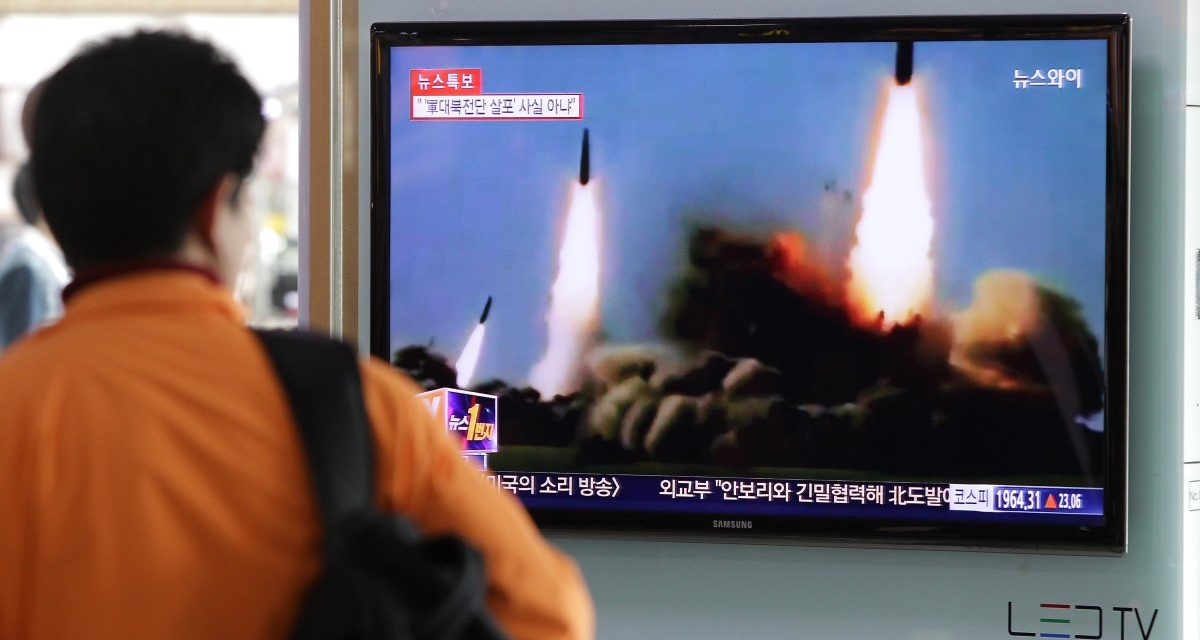 If N. Korea launches nukes, Washington's not allowed to have evacuation plan