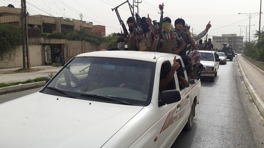 ISIS looking to form an alliance with Al-Qaeda