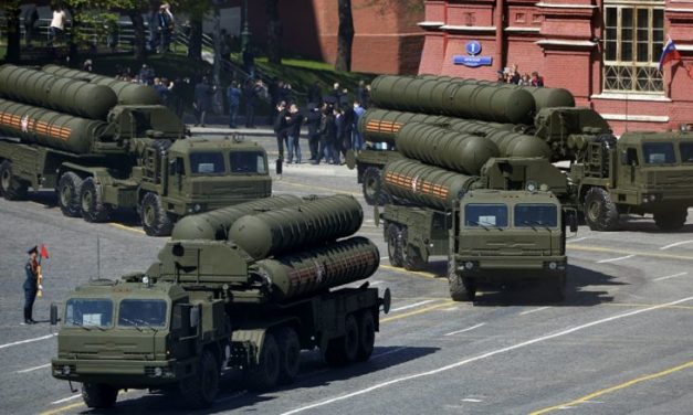 Russian Senator Warns UK risks being 'wiped off the map with nuclear counterstrike'