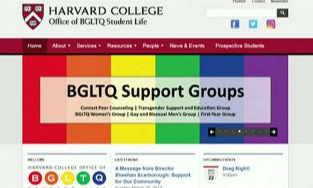 Harvard Guide Says Gender Can 'Change From Day to Day'