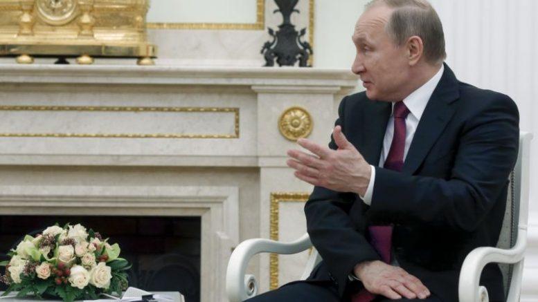 FALSE FLAG? Putin Expects 'Fake' gas attacks to discredit Syria's Assad