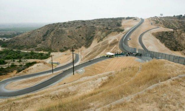 Prototype Border Walls Will Be Built Near San Diego