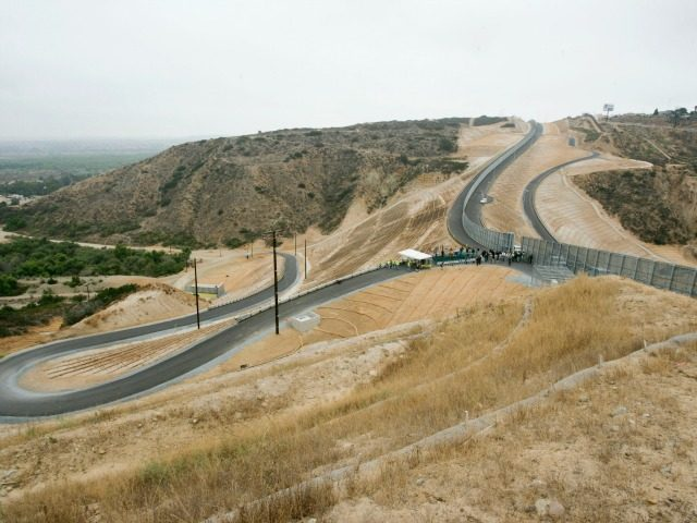 Prototype Border Walls Will Be Built Near San Diego