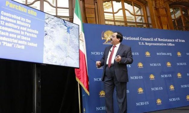 Iran Violating Nuclear Deal with Secret Development Near 'Off-Limits' Parchin Site