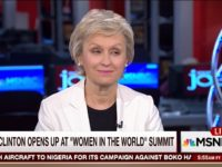 Tina Brown: Hillary 'Was Right' With Comments About Role Misogyny Played In Election