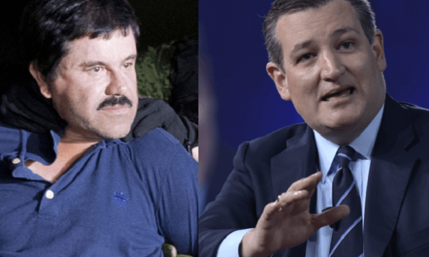 Ted Cruz Calls for $14 Billion Seized from 'El Chapo' to Fund Border Wall