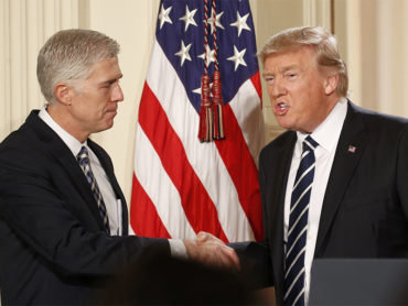 Republicans Go Nuclear, Pave Path For Gorsuch Confirmation Friday