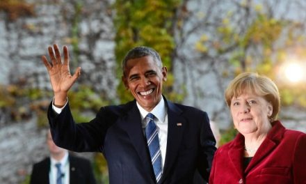Barack Obama and Angela Merkel Plan Globalist Reunion at Brandenburg Gate