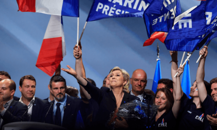 Marine Le Pen: 'Survival of France' At Stake in Second Round