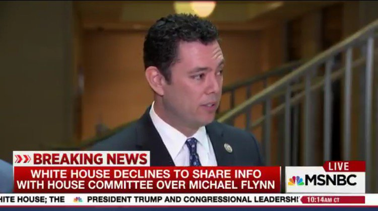 Chaffetz Sides With Democrats: – Accuses General Flynn of Taking Money from Russia Today! (VIDEO)