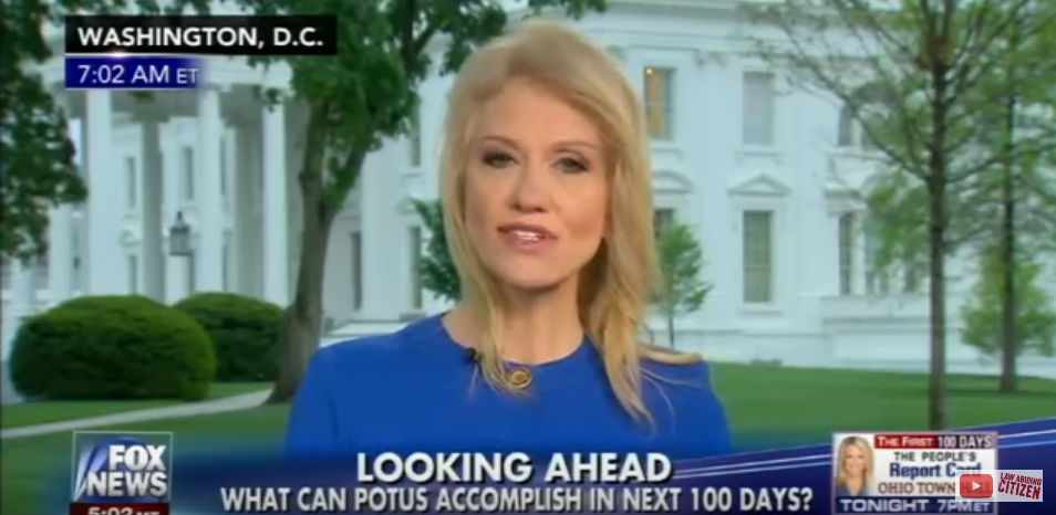 Conway: Building Border Wall Remains a 'Very Important Priority' for Trump