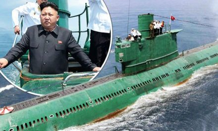 Hidden Submarine Poses Great Threat Amid Nuclear Attack Plan