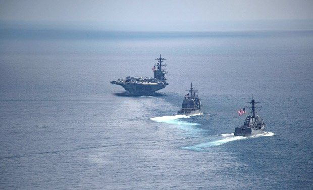 North Korea sanctions are not working – a naval blockade might