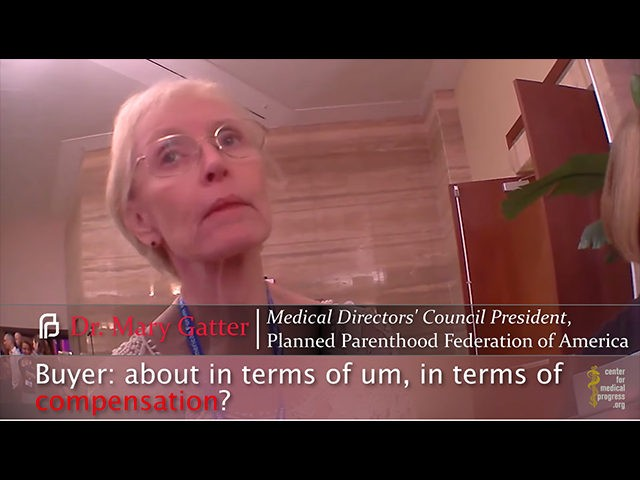 Planned Parenthood 'Lamborghini' Exec Haggles over Price of Baby Parts: '$50 Is on the Low Side'