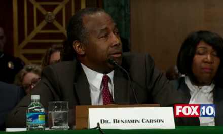 Ben Carson Finds $500 BILLION in Fraud-Mismanagement in HUD Audit