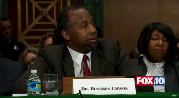 Ben Carson Finds $500 BILLION in Fraud-Mismanagement in HUD Audit