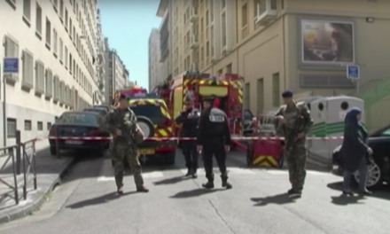 Islamists with Bombs Arrested in France, 'Planned Presidential Election Attack' (VIDEO)