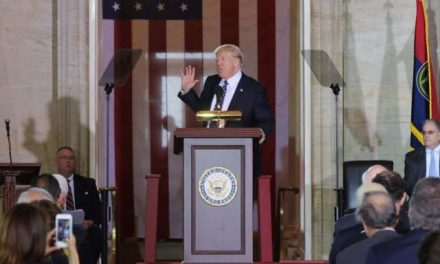 Fake News: CNN Recycles False Claims in Bashing Trump's Holocaust Speech