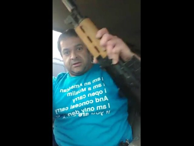 Muslim Man Charged After Revealing Guns Outside Christian Conference