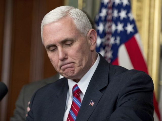 Notre Dame Students Claim VP Pence's Presence on Campus Makes Them Feel 'Unsafe'
