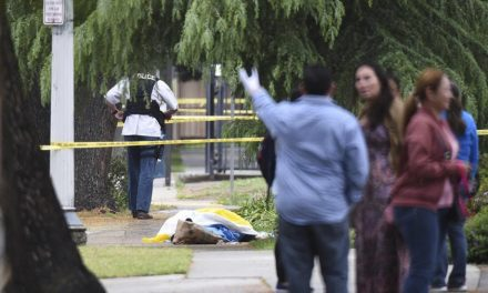 At Least 3 people Gunned Down in Downtown Fresno, California