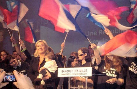 Facebook Suspends 30,000 French Accounts 10 days Before Election in Attempt to Censor Le Pen Supporters