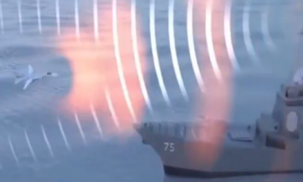 Russia claims 'electronic bomb' can wipe out entire US Navy…