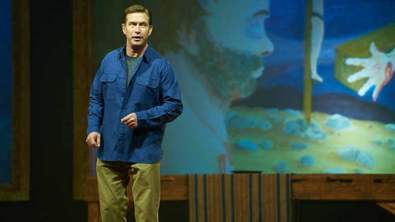 Stephen Baldwin Performs First 'Spirit-Filled' Performance as Thief on the Cross