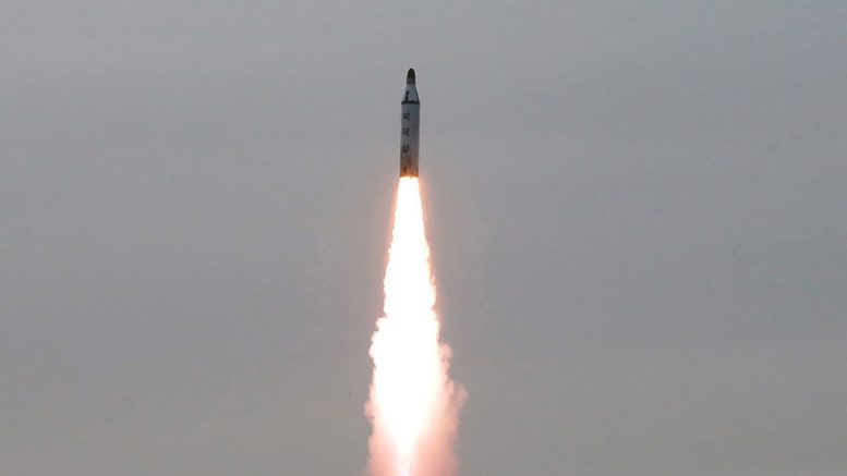 The UN Security Counci threatens North Korea with sanctions, Says launches must stop!