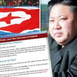 Was North Korea Linked To Global Cyber Attack?