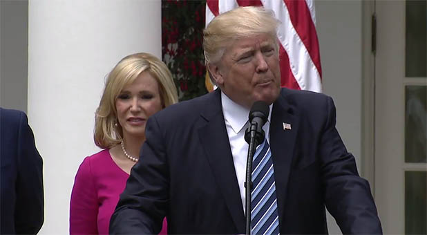 President Trump Follows Through on His Promise to Protect Religious Liberty