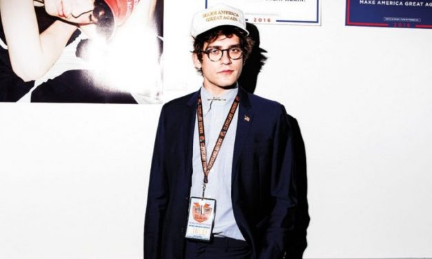 """White House Correspondent Lucian Wintrich: """"I Overhear White House Reporters Disparaging Trump"""" (VIDEO)"""