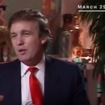 "Young Donald Trump Walks Out On CNN: ""You're Very Negative… Do It With Somebody Else"" (VIDEO)"