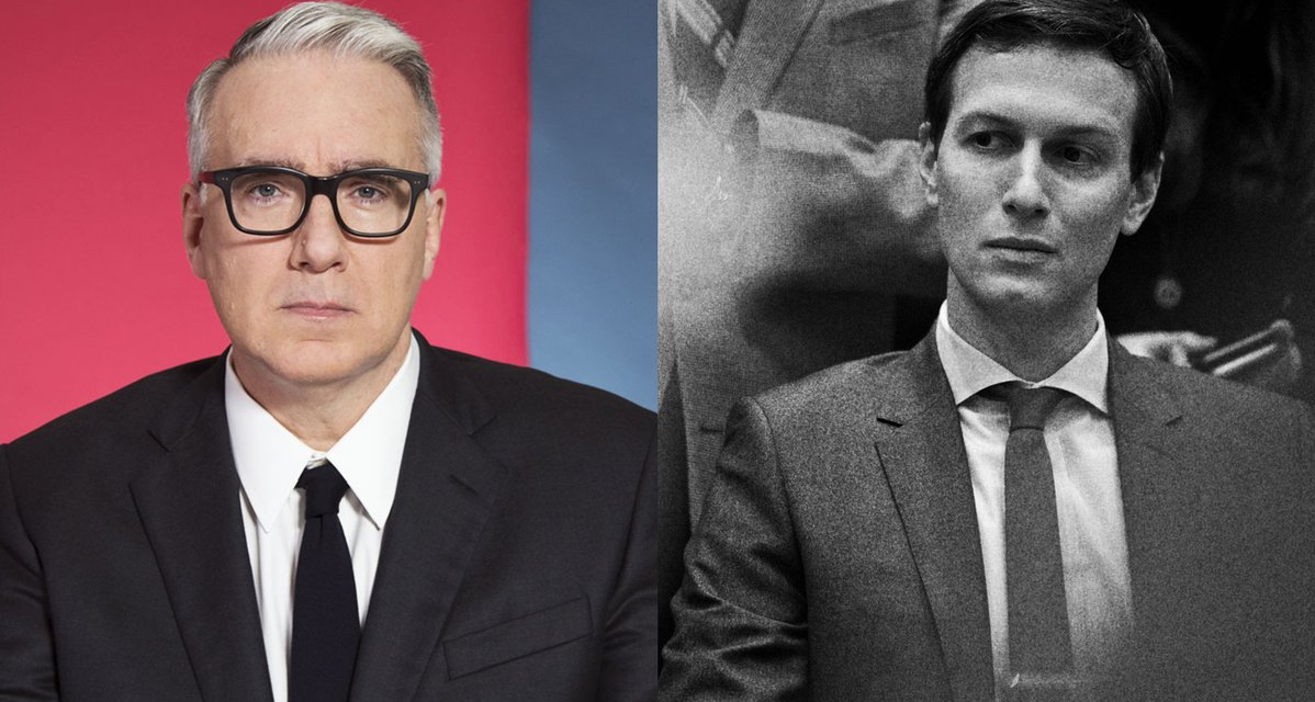 Keith Olbermann Calls for 'Immediate Arrest of Jared Kushner'