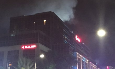 Gunfire and explosions heard outside Resorts World Manila, Philippines
