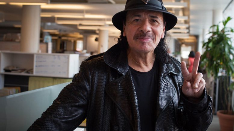 How God Saved Rock and Roll Legend Santana from 7 Suicide Attempts