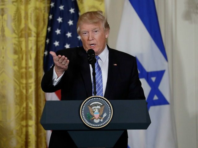 Waiver Signed: Donald Trump Delays Moving Embassy in Israel to Jerusalem