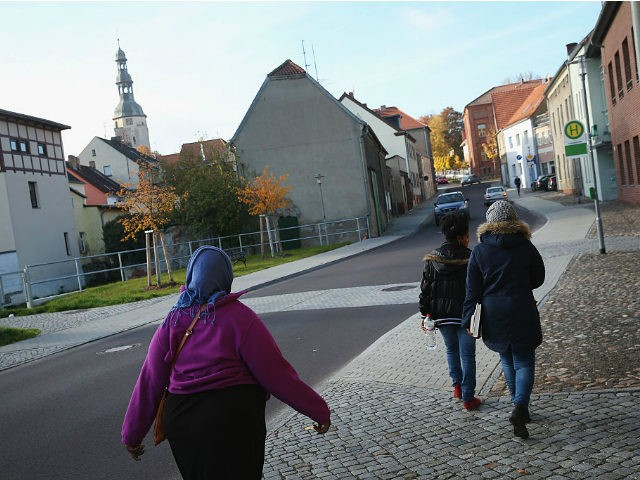 German Media Promotes Migrants Replacing Ageing Locals in Small European Towns