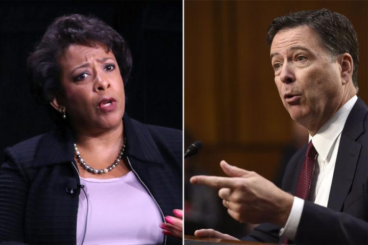 REPORT: GOP Lawmakers Plotting NEW Investigation into James Comey & Loretta Lynch