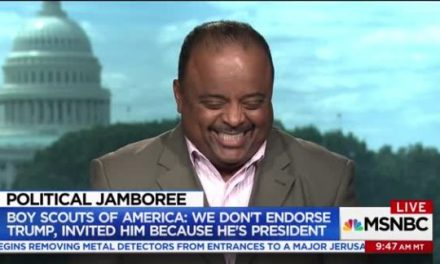 "Ex-CNN Contributor Roland Martin Calls POTUS A ""Crackhead"" — MSNBC Defends Trump! (VIDEO)"