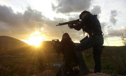 Cartel Violence Spills into Texas as Gunmen Storm Past U.S. Border Security