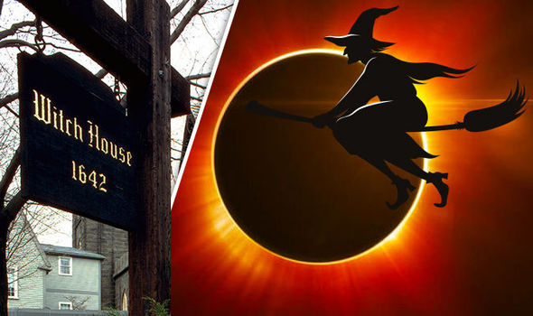 Solar eclipse: Panic in Salem – NASA tweets 'end of world Eclipse' starts in witch mecca