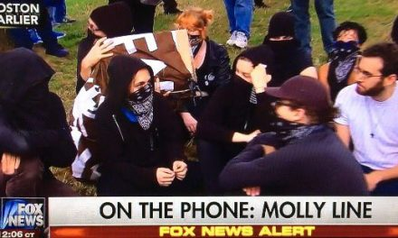 VIDEO: Alt-Left #Antifa Thugs Attack Boston Police