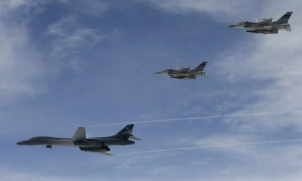 Russia nuke bombers sent to South Korea and Japan…