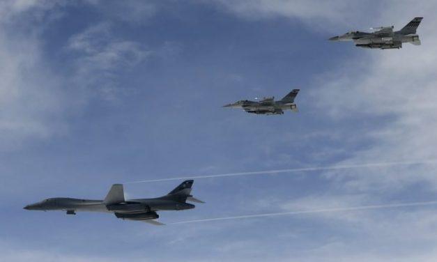 Russia nuke bombers sent to South Korea and Japan…