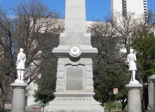 Black Former Dallas School Leader Defends Confederate Monuments